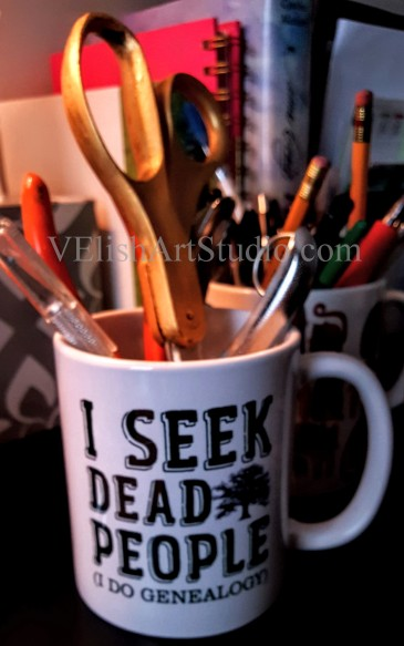 Dead People Mug